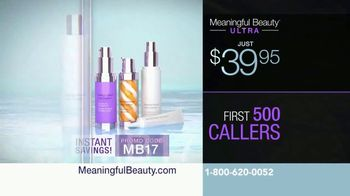 Meaningful Beauty Ultra TV Spot, 'Busy Schedule' Featuring Cindy Crawford - Thumbnail 7