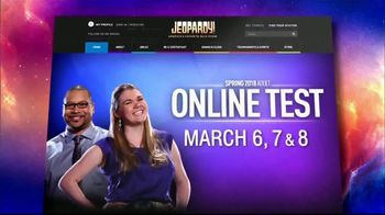 Jeopardy! Spring 2018 Adult Online Test TV Spot, 'You Could Be Next' - 2 commercial airings
