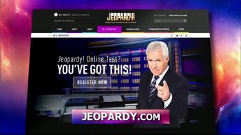 Jeopardy! Spring 2018 Adult Online Test TV Spot, 'You Could Be Next' - Thumbnail 9