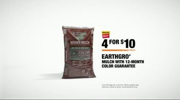 The Home Depot TV Spot, 'Make This Spring Your Spring: Mulch' - Thumbnail 8