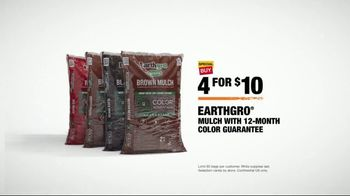 The Home Depot TV Spot, 'Make This Spring Your Spring: Mulch' - Thumbnail 9