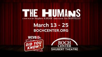 The Humans TV Spot, 'Boston: Boch Center: Best Play of the Year' - Thumbnail 10