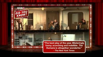 The Humans TV Spot, 'Boston: Boch Center: Best Play of the Year' - Thumbnail 4