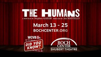 The Humans TV Spot, 'Boston: Boch Center: Best Play of the Year' - Thumbnail 9