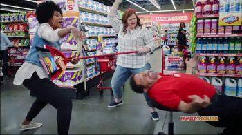 Family Dollar TV Spot, 'Get Down'