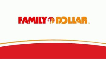 Family Dollar TV Spot, 'Get Down' - Thumbnail 10