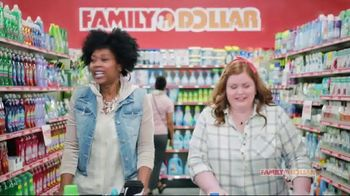 Family Dollar TV Spot, 'Get Down' - Thumbnail 2