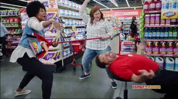 Family Dollar TV Spot, 'Get Down'