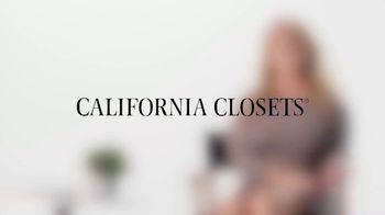 California Closets TV Spot, 'Mallory's Story' - Thumbnail 1