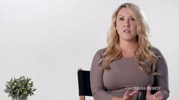 California Closets TV Spot, 'Mallory's Story' - Thumbnail 3