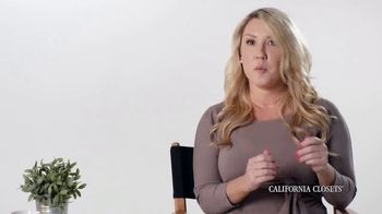 California Closets TV Spot, 'Mallory's Story' - Thumbnail 7