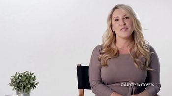 California Closets TV Spot, 'Mallory's Story' - Thumbnail 8