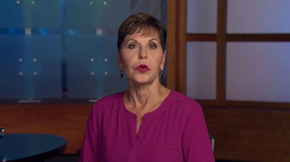 Joyce Meyer Ministries TV Commercial, 'Change a Life Today'