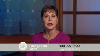Joyce Meyer Ministries TV Spot, 'Change a Life Today' - Thumbnail 9