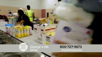 Joyce Meyer Ministries TV Spot, 'Change a Life Today' - Thumbnail 3