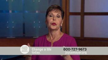 Joyce Meyer Ministries TV Spot, 'Change a Life Today' - Thumbnail 4