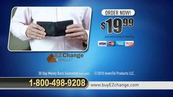 EZ Change Wallet TV Spot, 'Smartest Wallet Ever' - Thumbnail 10