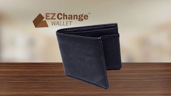 EZ Change Wallet TV Spot, 'Smartest Wallet Ever'