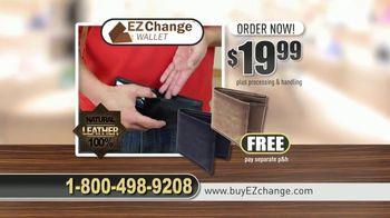 EZ Change Wallet TV Spot, 'Smartest Wallet Ever' - Thumbnail 9