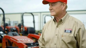 Mahindra 41 HP 4540 4WD With Loader TV Spot, 'Recommend to a Neighbor' - Thumbnail 1