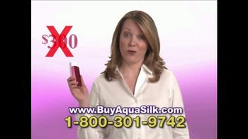 Aqua Silk TV Spot, 'Lifts and Extracts Hair' - Thumbnail 7