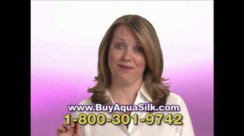 Aqua Silk TV Spot, 'Lifts and Extracts Hair' - Thumbnail 8