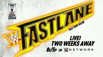 WWE Network TV Spot, '2018 Fastlane' - Thumbnail 6