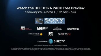 DIRECTV TV Spot, 'Sony Movie Channel' - Thumbnail 9