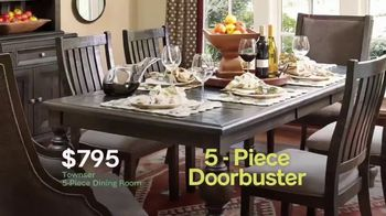 Ashley HomeStore Doorbuster Deals TV Spot, 'Before They're Gone' - Thumbnail 5