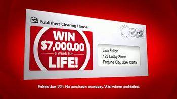 Publishers Clearing House TV Spot, 'Lifetime Mar18 B' - Thumbnail 8