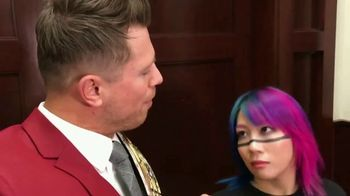 Facebook Watch TV Spot, 'WWE Mixed Match Challenge: Banks & Miz' - 1 commercial airings