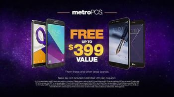 MetroPCS Best Free Phone Event Ever TV Spot, 'Say Cheese' - Thumbnail 10