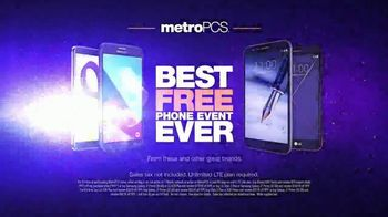 MetroPCS Best Free Phone Event Ever TV Spot, 'Say Cheese' - Thumbnail 9