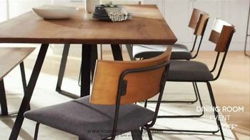 Scandinavian Designs Dining Room Event TV Spot, 'From Casual to Formal' - Thumbnail 7