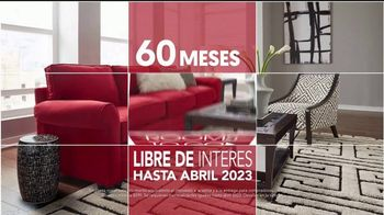 Rooms to Go Venta de Aniversario TV Spot, 'Gran sorpresa' [Spanish] - Thumbnail 3