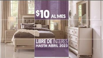 Rooms to Go Venta de Aniversario TV Spot, 'Gran sorpresa' [Spanish] - Thumbnail 4