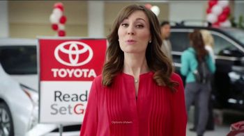 Toyota Ready Set Go! TV Spot, 'Banner: Rav 4' [T1] - Thumbnail 1
