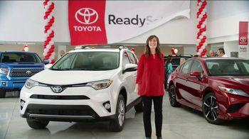 Toyota Ready Set Go! TV Spot, 'Banner: Rav 4' [T1] - Thumbnail 6
