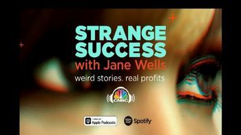 CNBC TV Spot, 'Strange Success with Jane Wells' - Thumbnail 7