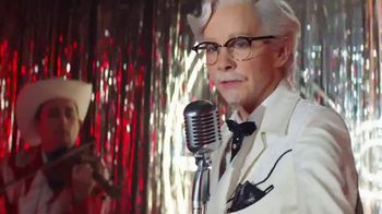 KFC $20 Fill Up TV Spot, 'Out of Time'