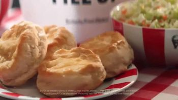 KFC $20 Fill Up TV Spot, 'Out of Time' - Thumbnail 4