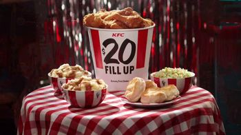 KFC $20 Fill Up TV Spot, 'Out of Time' - Thumbnail 8
