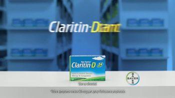 Claritin-D TV Spot, 'Bubbles' - Thumbnail 9