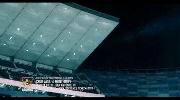2018 SocioMx Tour TV Spot, 'Cruz Azul vs Monterrey' - Thumbnail 2