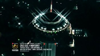 2018 SocioMx Tour TV Spot, 'Cruz Azul vs Monterrey' - Thumbnail 6