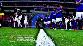 2018 SocioMx Tour TV Spot, 'Cruz Azul vs Monterrey' - Thumbnail 7