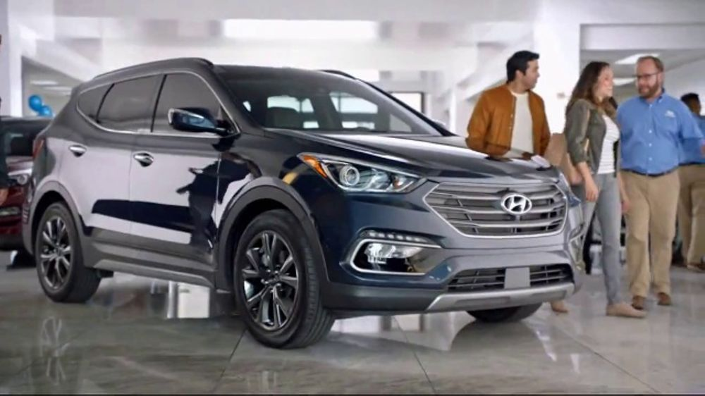 2018 Hyundai Santa Fe Sport TV Commercial, 'Life Stages' [T2]