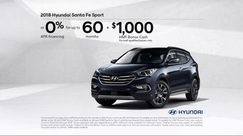 2018 Hyundai Santa Fe Sport TV Spot, 'Life Stages' [T2] - Thumbnail 8