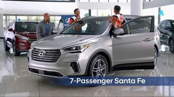 2018 Hyundai Santa Fe Sport TV Spot, 'Life Stages' [T2] - Thumbnail 4