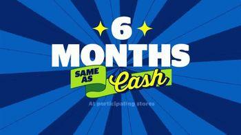 Aaron's Lucky Days TV Spot, 'Six Months Same as Cash' - Thumbnail 10